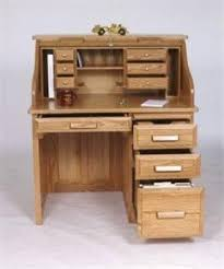 Secretary Desk For Desktop Computer Small Roll Top Computer Desk Foter