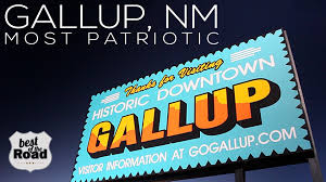 gallup nm most patriotic small town in america rand mcnally