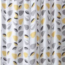 Target Gray Shower Curtain Best 25 Yellow Shower Curtains Ideas On Pinterest Chevron