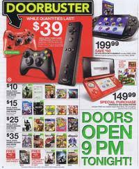 target black friday open target black friday 2012 ad scan