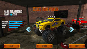 monster truck nitro games crazy impossible tracks monster truck stunts 17 android apps on