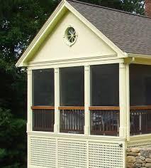 bridgeport three season porch traditional with windsor ct 3 season