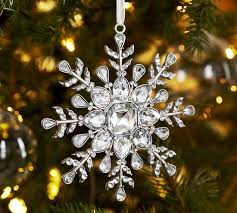 pretty tree ornaments style at home
