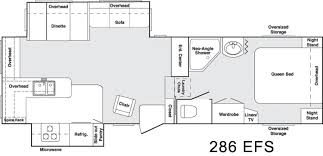 Cougar 5th Wheel Floor Plans 2004 Keystone Cougar Fifth Wheel Rvweb Com