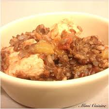 mimi cuisine riz épicé recette cookeo mimi cuisine
