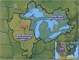 Map Of The United States Great Lakes by Umesc Director U0027s Overview
