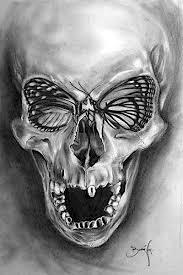 35 best butterfly skull images on skull tattoos