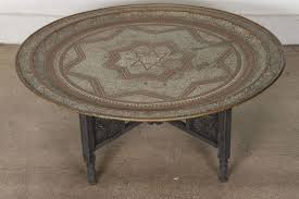 Round Trays For Coffee Tables - coffee table popular moroccan coffee table ideas marrakesh coffee