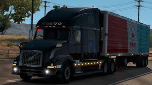 volvo hd trucks volvo vnl american truck simulator mod ats mod