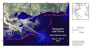 louisiana elevation map usgs data series 839 topographic lidar survey of the alabama