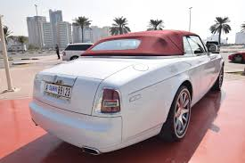 roll royce phantom drophead coupe rent a rolls royce phantom drophead in dubai uae convertible hire