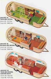 trailer homes interior classic caravans 5 vintage mobile antique trailer homes
