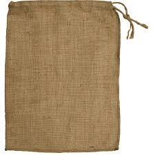 burlap drawstring bags burlap bags w drawstring gempler s