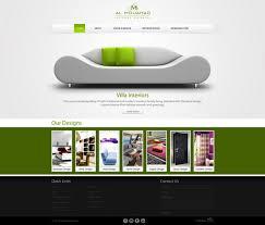 free adobe photoshop website templates by colorifer com al mohand