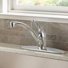 Low Arc Kitchen Faucet by Shop Kitchen Faucets U0026 Water Dispensers At Lowes Com