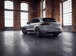 2017 porsche macan base official 2018 porsche macan turbo exclusive performance edition