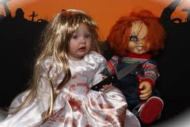 Toddler Chucky Costume The 25 Weirdest Baby Halloween Costumes Complex