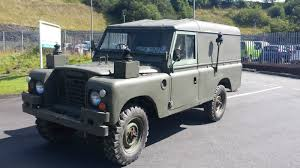 land rover series 3 landrover defender 1979 land rover series 3 109 lwb military ffr