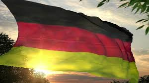 What Colors Are The German Flag Deutschlandfahne Flag Of Germany Youtube