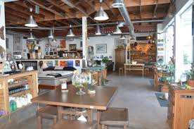 this arts community lives in a mattress shop urbanist guide the rest of the month the artwork remains a part of the shop for sale among the bedroom furniture and an indoor pond at any given time you ll find