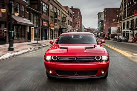 Weight Of A Dodge Challenger First Drive 2017 Dodge Challenger Gt Automobile Magazine