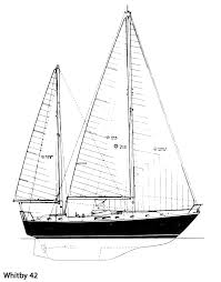 the whitby 42 sailboat bluewaterboats org