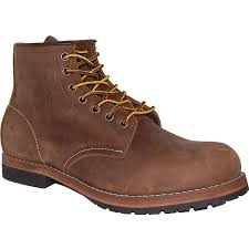 Rugged Outdoor Made To Order Leather Rugged Outdoor Boot