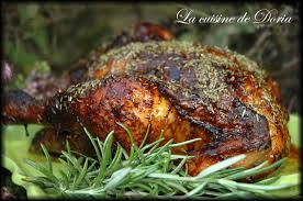 cuisiner poulet entier poulet au miel et aux épices la cuisine de doria