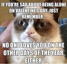 Happy Valentines Meme - happy valentines day to me singles on valentine day funny tweets