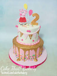 peppa pig birthday ideas peppa pig birthday cakes best 25 peppa pig birthday cake ideas on