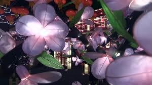 walk through blackpool winter gardens u0027 huge magical lantern