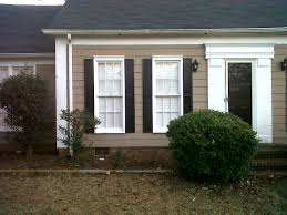 ideas exterior window shutters design how to build window
