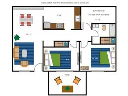 Two Bedroom Apartments In Florida Beach Bluff Apartments Rentals Jacksonville Fl Apartments Com