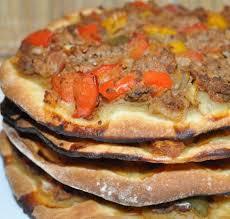 recette de cuisine turc lahmacun pizza turque les recettes de la cuisine de asmaa