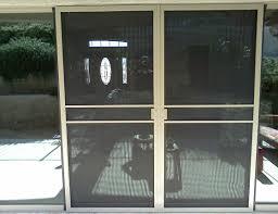Patio Door Magnetic Screen Magnetic Screens For Patio Doors Screen Doors
