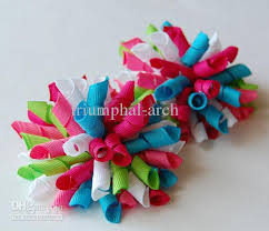 bow for hair korker bows boutique hair bows handmade grosgrain ribbon