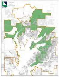 Dr Map Town Council District Map Town Of Little Elm Tx Official Website