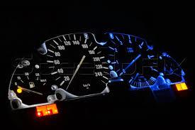 Led Cluster Lights Bmw Backlight Upgrade For Instrument Cluster Change Car