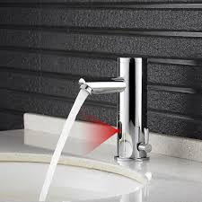 Bad Waschtisch Infrarot Sensor Armatur Bad Waschtisch Wasserhahn Mischbatterie
