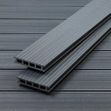 upm profi stone grey composite decking board the deck mate
