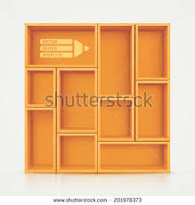 wooden shelves design eps 10 stock vector 201978373 shutterstock