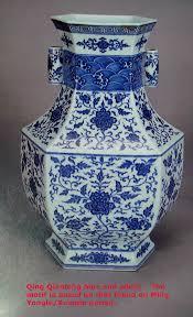 Blue And White Vases Antique Q17 Jpg