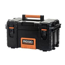 home depot pre black friday ridgid 22 in pro tool box black 222570 the home depot