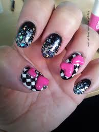 3d nail art cute nails