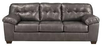 Ikea Sofa Leather Living Room Ashleyrniture Tufted Sofa Leather Sofaashley