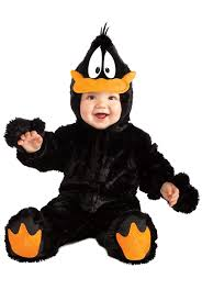 looney tunes daffy duck infant costume purecostumes