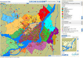 Map Of Montreal Interactive Maps English Verion