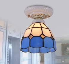 stained glass ceiling light fixtures mereter stained glass ceiling light pre order lights co