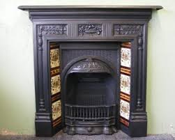 Victorian Cast Iron Bedroom Fireplace Victorian Fireplaces Antique Fireplaces Victoriana Manchester