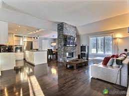 decoration salon cuisine salon salle a manger cuisine 50m2 home design lzzy co